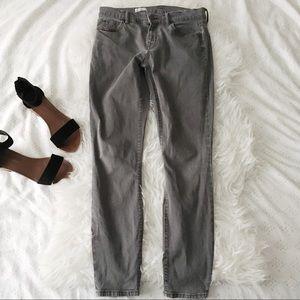 Gray Legging Jeans // Gap